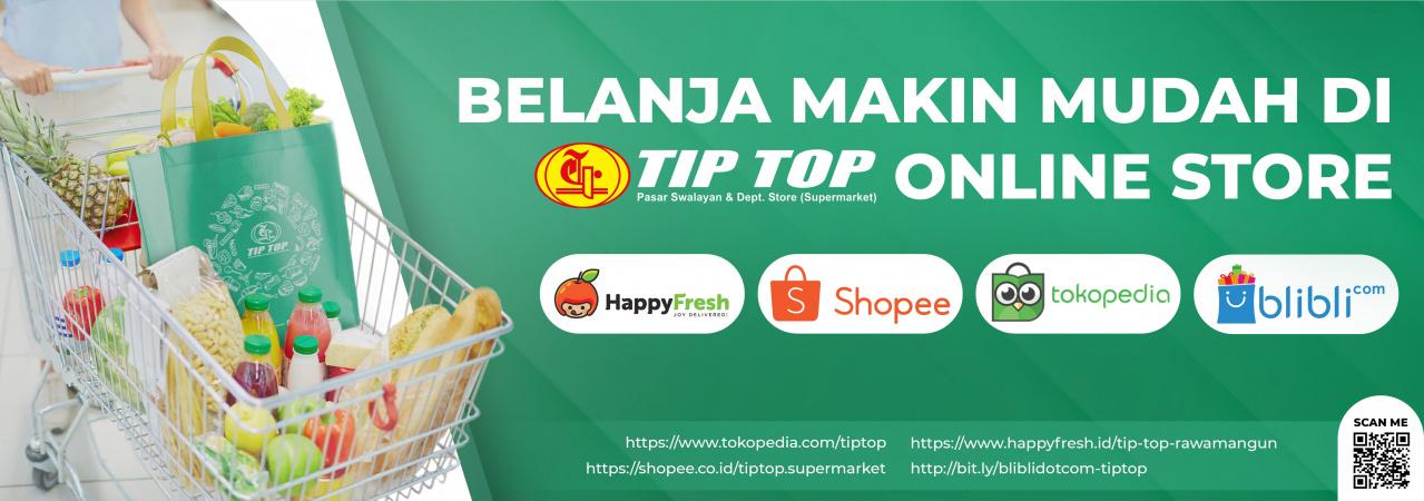 Tip Top Online Store