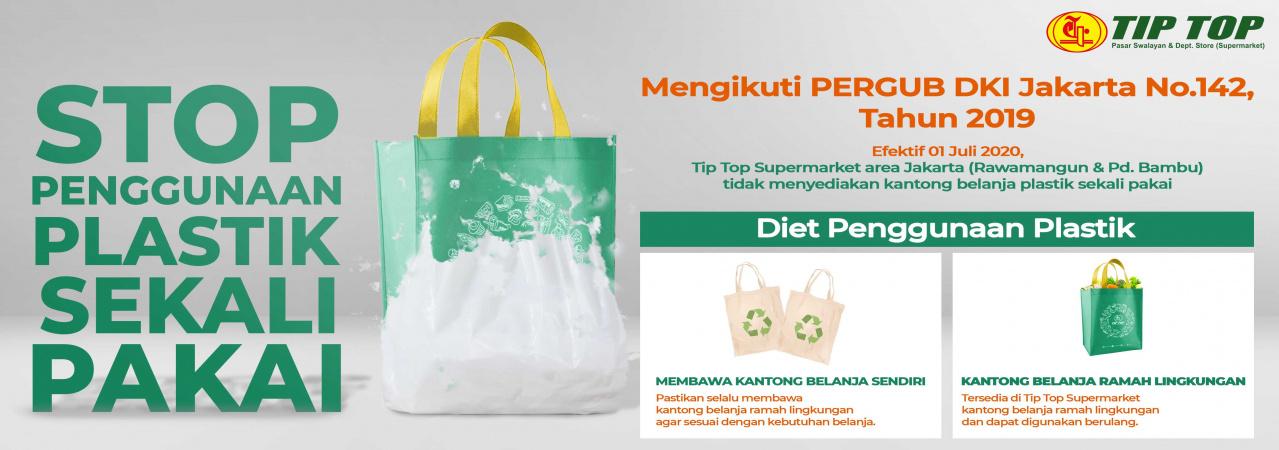 NO Plastic !