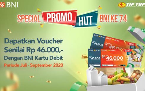 Promo Debit Bank BNI
