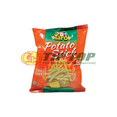 Taro Potato Stick Chilli Cheese 35gr