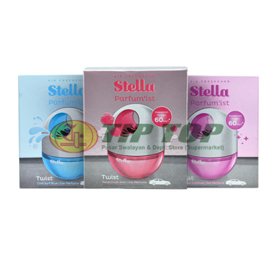 Stella Parfumist Twist Blue/ Pink/ Cocktail 45gr