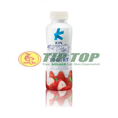 Kin Yogurt Lychee 200ml