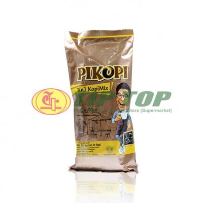 Pikopi 3in1 Kopi Mix 10x20gr