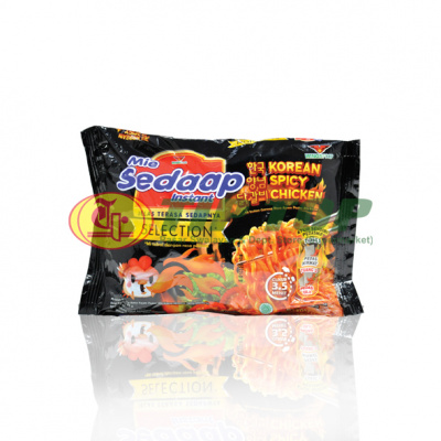 Sedaap Mie Korean Spicy Chicken