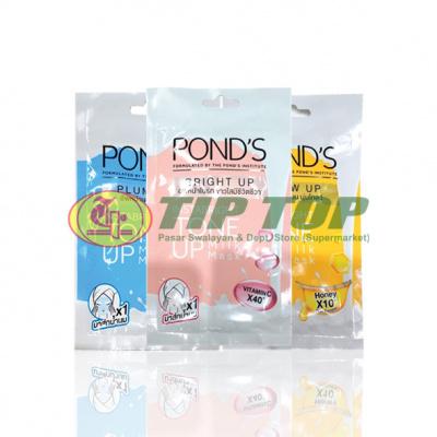 Pond's Tune Up Milk Mask Honey / Plankton / Vit C 25gr