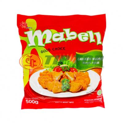 Mabell Chicken Nugget 500gr