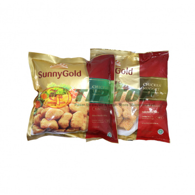Sunny Gold Chicken Nugget / Tempura 500gr