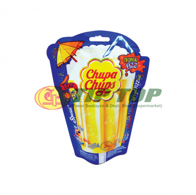 Chupa Chups 3D Tropical Fizz 5x15gr
