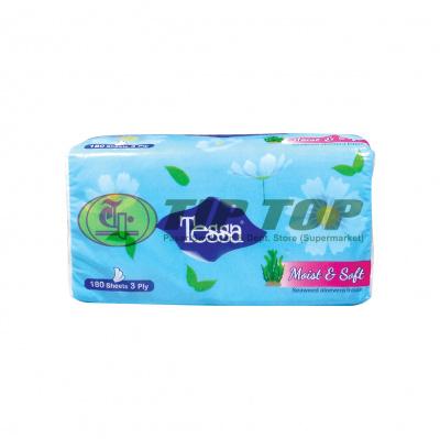 Tessa Tisu TP10 Moist & Soft 180lbr