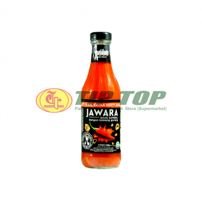 Jawara C Sauce Extra Hot 340ml