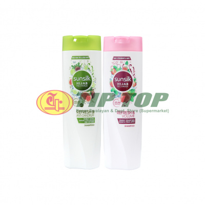 Sunsilk Shampo Rfr A Dandruff Sd, Volume Sd 340ml