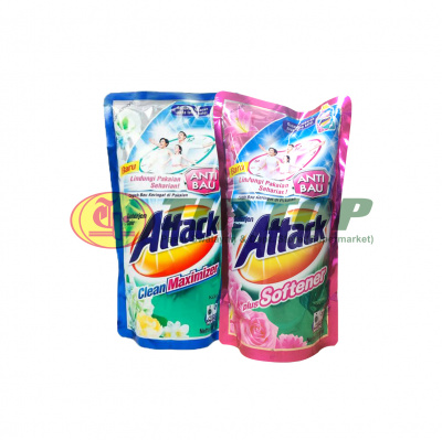 Attack Auto Matic C.Maximizer / Softener Refil 800ml