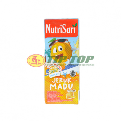 Nutrisari Jeruk Madu 200ml