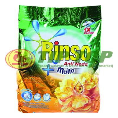 Rinso Powder Molto Royal Gold 770gr