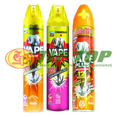 Vape Orange / Sakura Blossom 660ml / Plus Orange 500ml