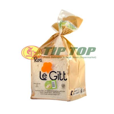 Le Gitt Roti Tawar Premium 360gr