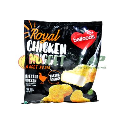 Belfood Royal Chicken Nugget S 500gr