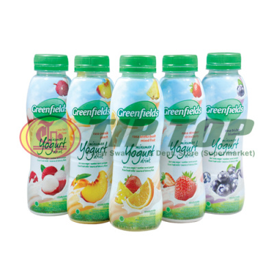 Greenfield Yoghurt Rasa Pet 250ml