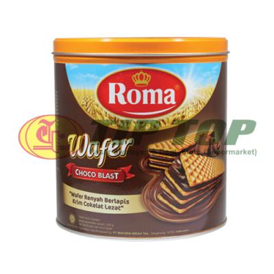 Roma Wafer Choco Blast Tin 336gr