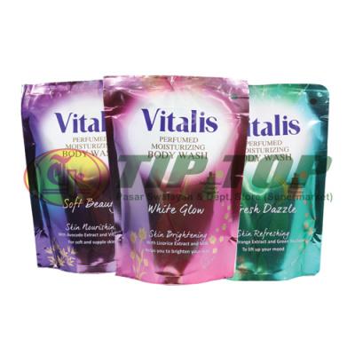 Vitalis Pefume Moist Body Wash Semua Varian