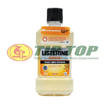 Listerine Siwak 250ml