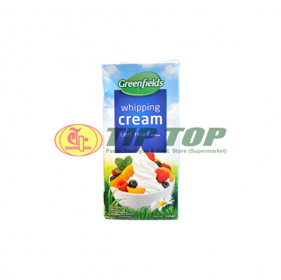 Greenfields Whipping Cream 1000ml