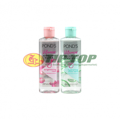 Ponds Micellar Water Aloe Vera / Rose 100ml