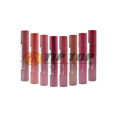 Wardah Cream Velvet Matte Lip Mouse 01 / 02 / 03 / 04 / 05 / 06 / 07 / 08 4gr