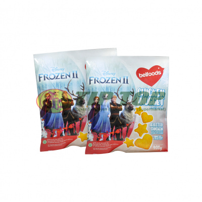Belfoods Disney's Frozen II Chicken Nugget 400gr