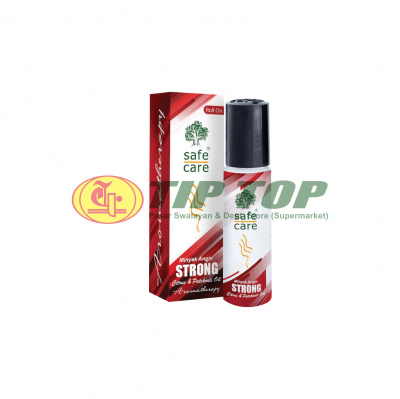 Safe Care Minyak Angin Strong Aromatherapy 10ml