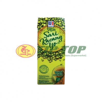 Ultra Sari Kacang Ijo Slim 250ml