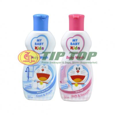 My Baby Kids Body Wash Cool & Fresh / Soft & Smooth 180ml