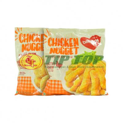 Belfood Chicken Nugget / Stick 500gr