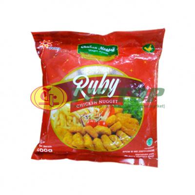 Ruby Chicken Nugget 500gr