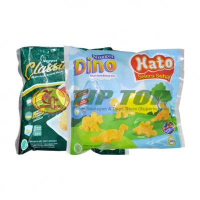 Hato Nugget Classic / Dino 500gr