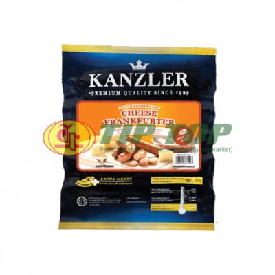Kanzler Cheese Frankfurter 360gr