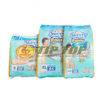 Sweety Silver Pants S66 / XL44 / XXL36