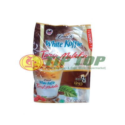 Luwak White Koffie Tarik Malaka 6x30gr