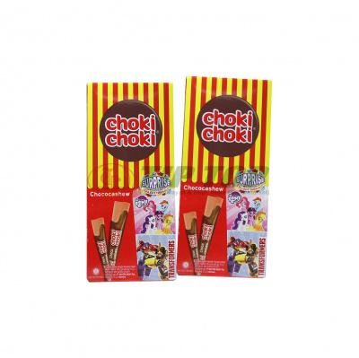 Choki - Choki Surprise Choco Cashew 5x10gr
