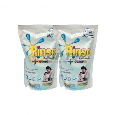 Rinso Liquid Gentle 700ml