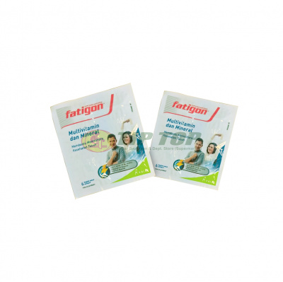Fatigon Multivitamin dan Mineral Kaplet 4's