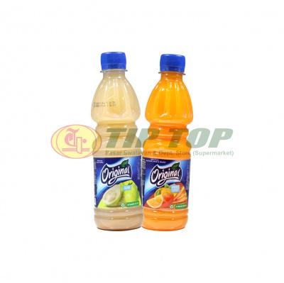Original Juice Guava / Orange Carrot Botol 400ml