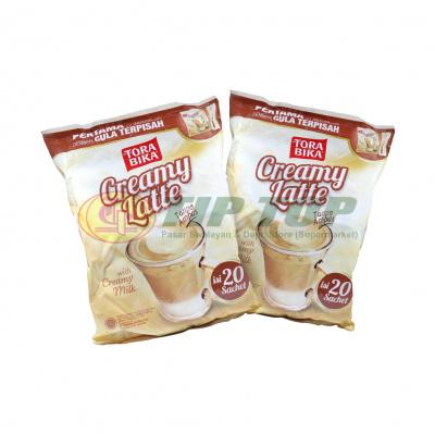 Torabika Creamy Latte 20x25gr