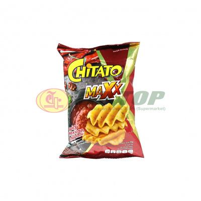 Chitato Maxx Spicy Mexican Chili 55gr