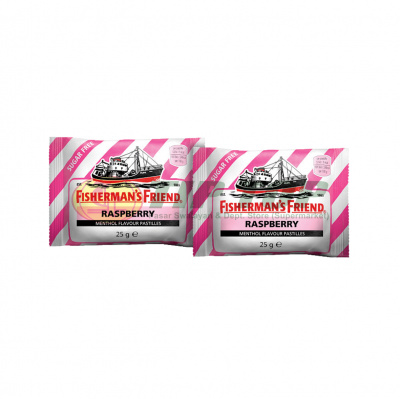 Fisherman's Friend Sugar Free Raspberry 25gr