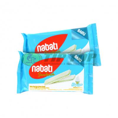 Nabati Wafer Klapa Lava 145gr