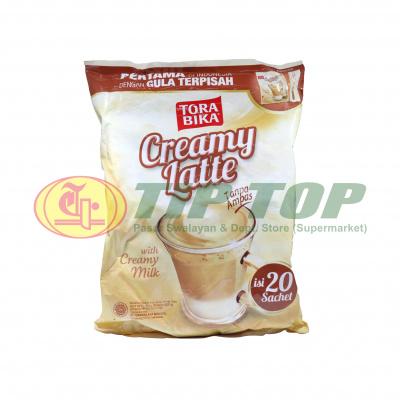Torabika Creamy Late 20x25gr