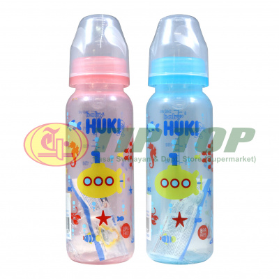 Huki Botol Orth. N.  PP Pink & Blue 240ml