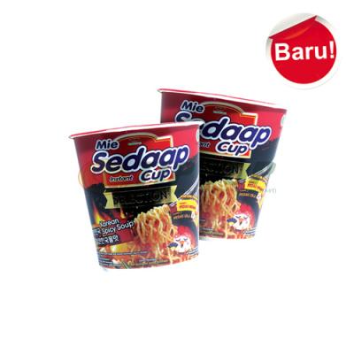 Sedaap Mie Cup Korean Spicy Soup AS