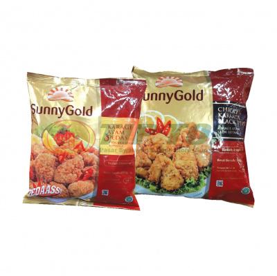 Sunny Gold Chicken Spicy Karage / Black Pepper 500gr
